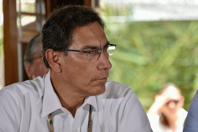 Vizcarra se pronuncia sobre la detención de César Villanueva, expresidente del Consejo de Ministros | CNN