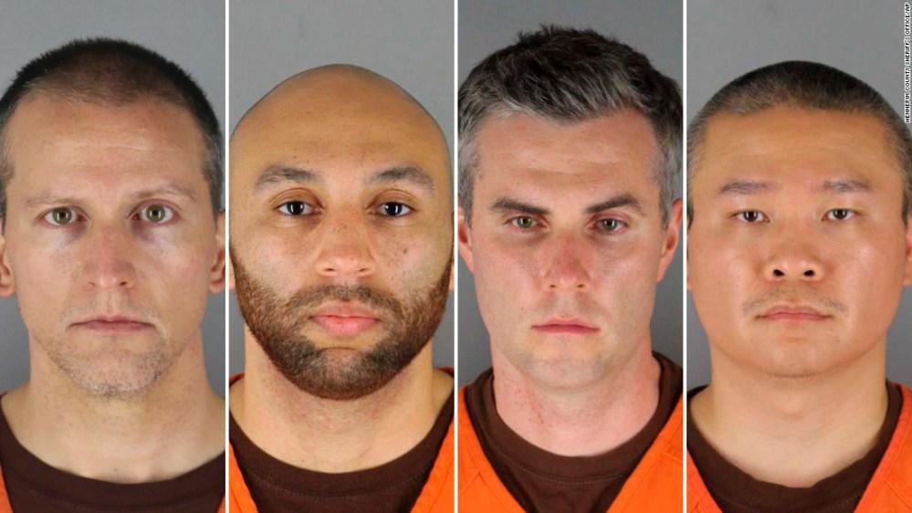 Lo que sabemos sobre los cuatro expolicías acusados de la muerte de George  Floyd | CNN