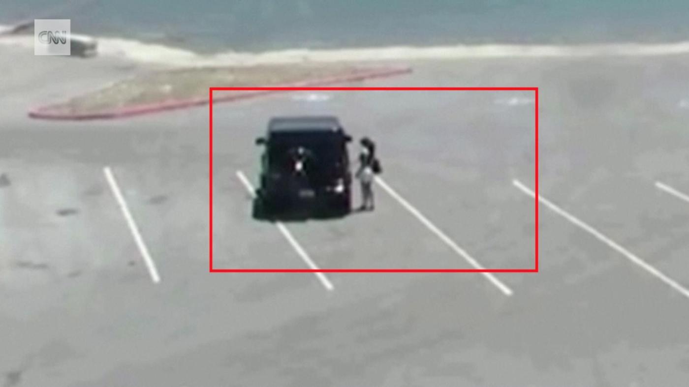 Video muestra llegada de Naya Rivera al muelle