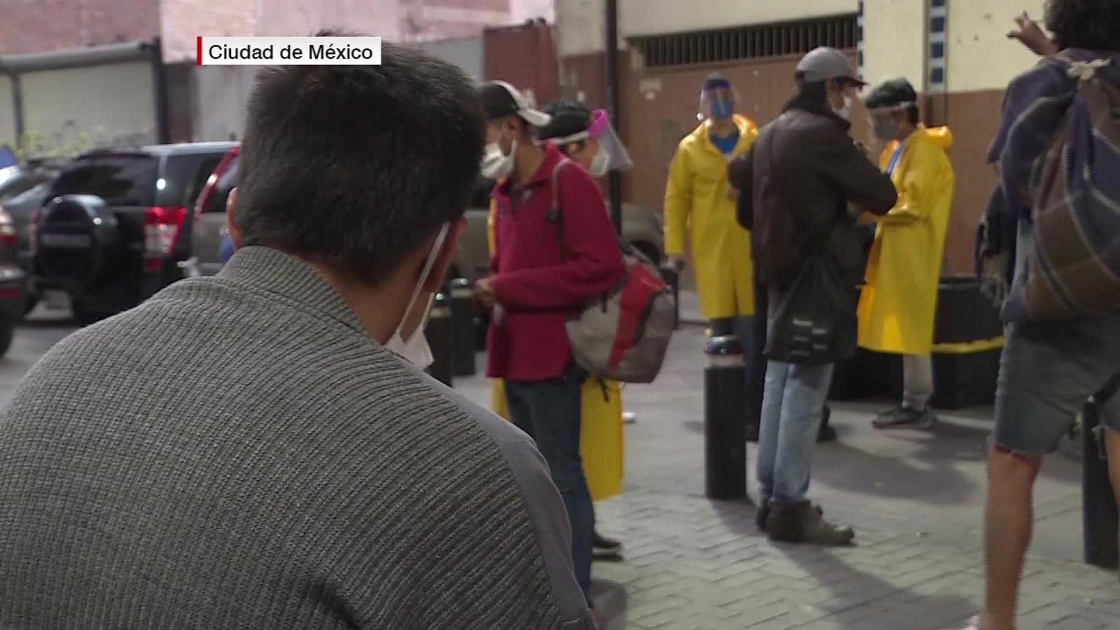 La solidaridad de los mexicanos durante la pandemia