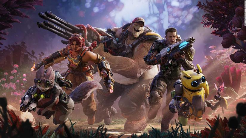 Video games that seek to dethrone Fortnite