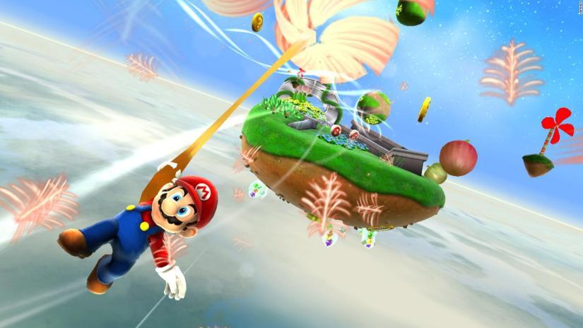 Super Mario's birthday and Nintendo celebrates in style