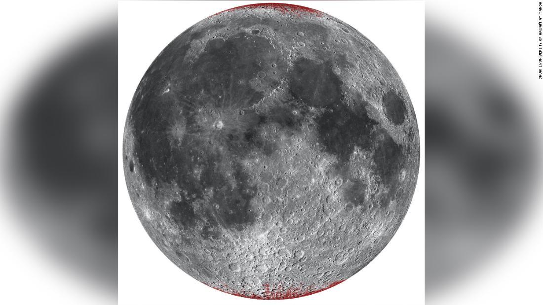 Descubren que la Tierra oxida la Luna
