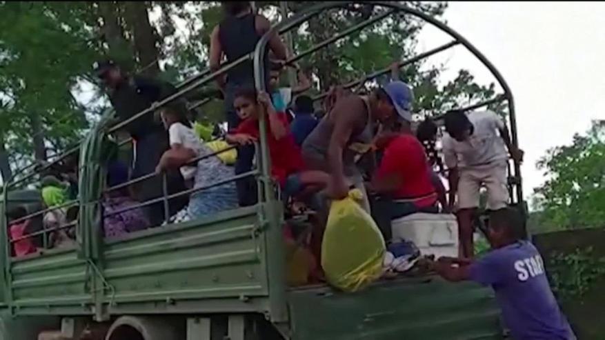 Hurricane Iota already threatens Nicaragua