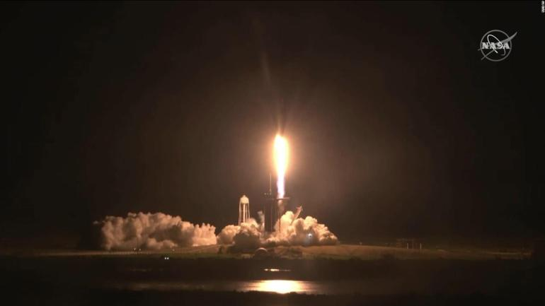 What's next for Crew-1's space mission?