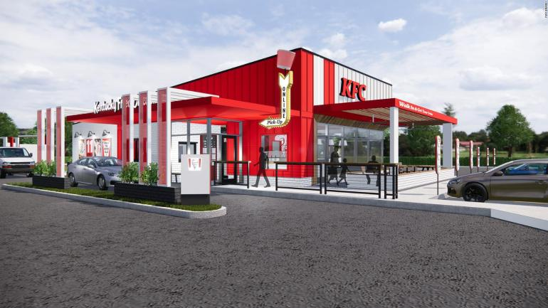 This will be the KFC of the future