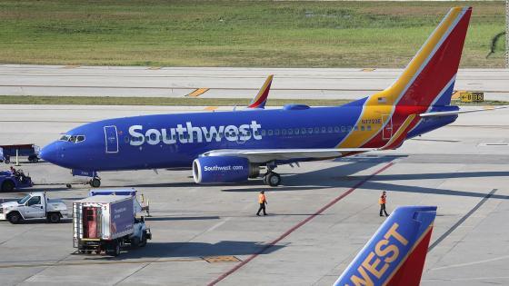 Southwest anuncia despido inminente the 6,800 employees