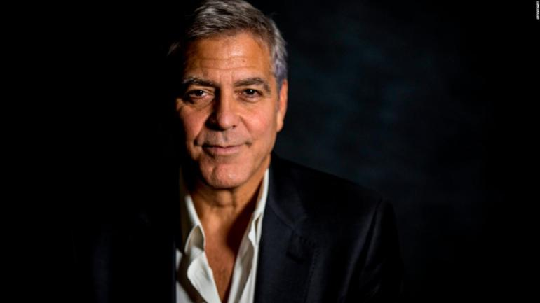 Hollywood sound engineers award George Clooney