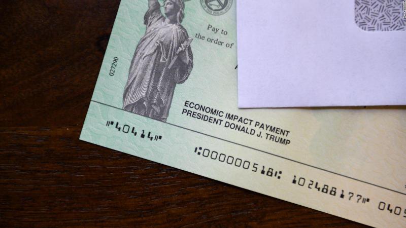 Tercer cheque de estímulo