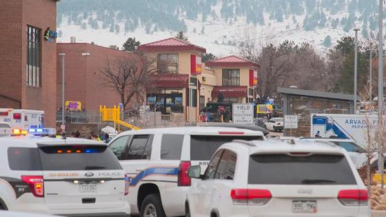 Witnesses tell how they escaped the Colorado shooting