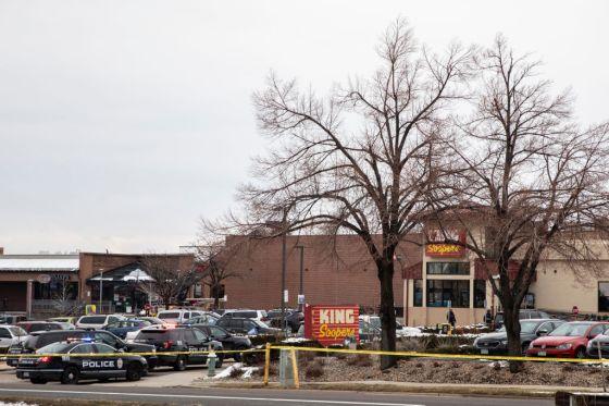 The Colorado mass shootings suspect is in custody