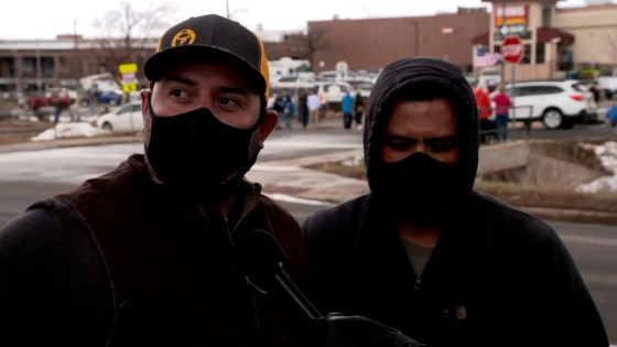 Hispanics in Colorado live in fear of mass shootings