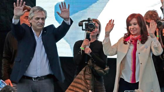 Is Cristina or Alberto Fernández reigning in Argentina?