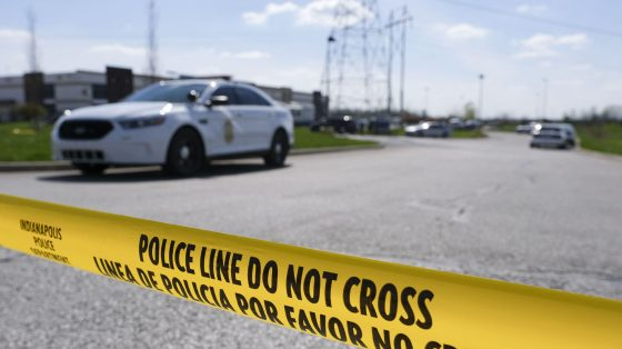 Indianapolis shooting suspect made his own life
