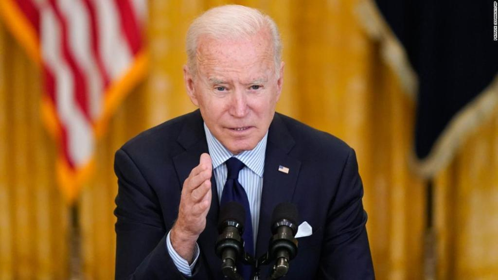 Vacunas covid-19 empleo Biden