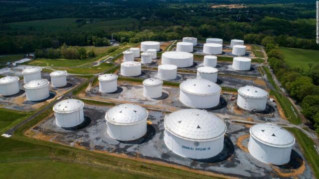 Ciberataque a oleoducto es un 'llamado de atención' para Estados Unidos