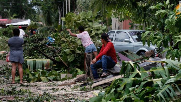 Grace is expected to make landfall as a hurricane in Mexico for the second time