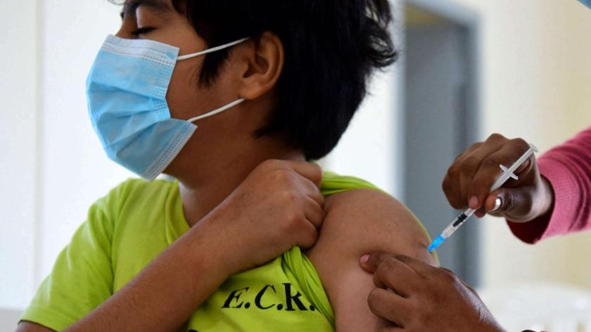 Vaccinated youth and children would help herd immunity