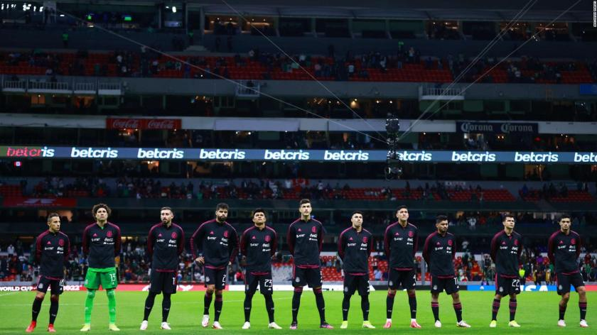 The triumph at the Azteca stadium, a necessity for him