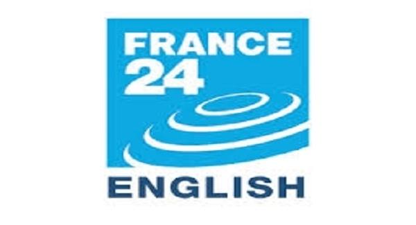 Hasil gambar untuk france24 logo