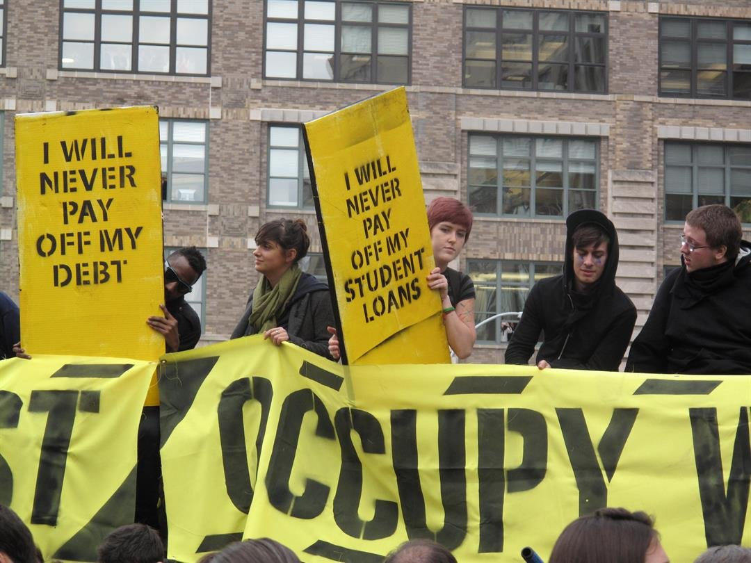 Image result for Images of Occupy Wall Street demonstrators planed to gather at Zuccotti Park on Sep. 17, 2016