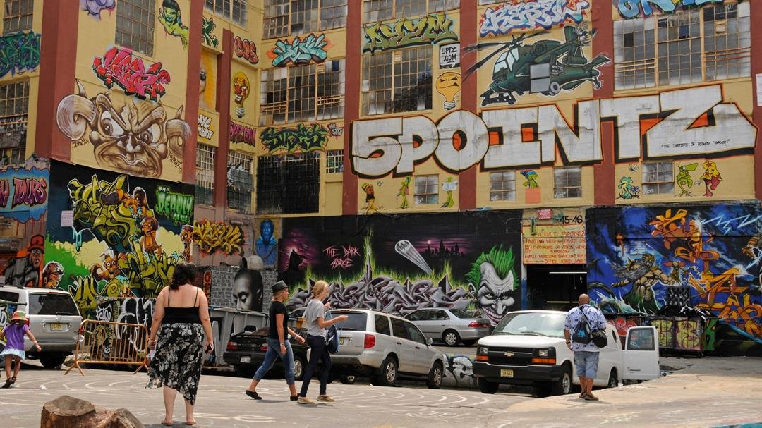 Image result for Judge awards $6.7 million to graffiti artists whose work was destroyed to build condos
