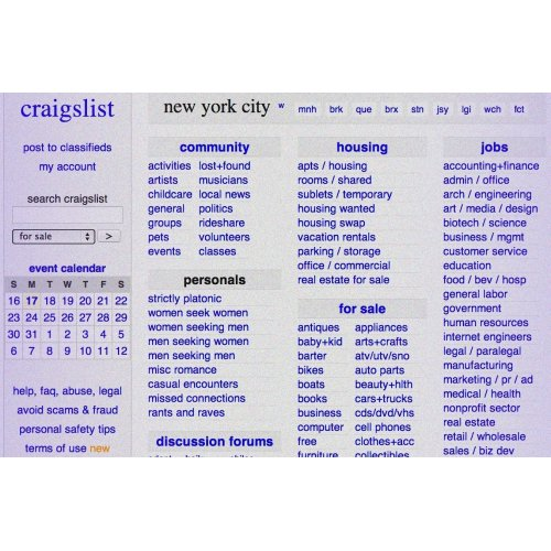 Craigslist New Hampshire General Labor