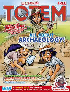 TOTEM 17 COVER