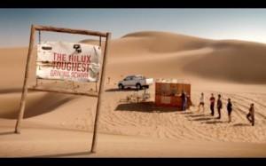 Johannesburg - Toyota Hilux Dakar 1 - small