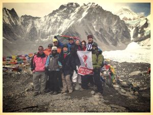 One School at a Time — Mount Everest