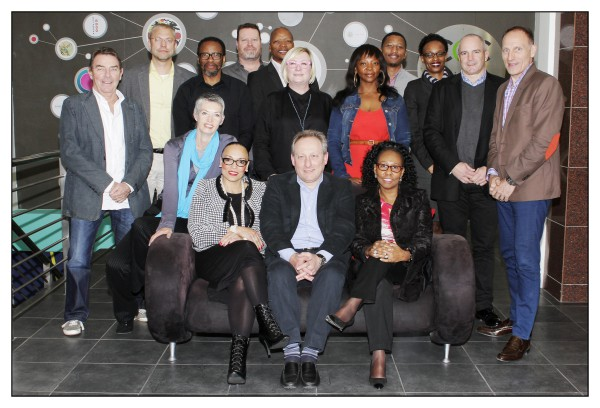 Standing left to right: Dale Tomlinson – CEO The Hardy Boys; Chris Primos - MD Blast Brand Catalysts; Ivan Moroke - CEO TBWA; Justin McCarthy (Durban Rep) - MD TBWA Durban; Karabo Songo - Group MD Olive Communications; Nina Morris Lee - Chairperson Mojo MotherRussia; Neo Makhele - Group Strategic Planning Director Ogilvy & Mather SA; Karabo Denalane - MD McCann Worldgroup; Ayanda Mbanga - Deputy Group CEO Saatchi & Saatchi; James Barty (Cape Town Rep) - Group MD King James; Spero Patricios - MD The Launch Factory Seated left to right: Nicole Willis – MD Stick Communications; Odette van der Haar – CEO ACA; Mike Gendel – MD Gendel Strategic Marketing Group; Boniswa Pezisa – Net#work BBDO Absent: Alistair Mokoena – MD FCB Johannesburg; Andy Sutcliffe – CEO 34 Degrees; Emmet O'Hanlon – MD DDB South Africa; Gail Curtis – Group CEO Saatchi & Saatchi; Gareth Leck – CEO Joe Public; Jerry Mpufane – CEO The Jupiter Drawing Room; Jim Faulds – COO JWT; Mohale Ralebitso – Group Chairman FCB South Africa; Paul Middleton – MD Ebony & Ivory; Sarah Dexter – MD OIL; Susan Napier – MD Ireland-Davenport