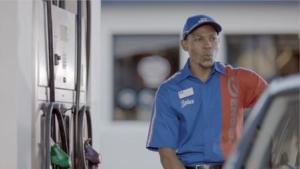 Cape Town - Engen - Sweet start - petrol attendant