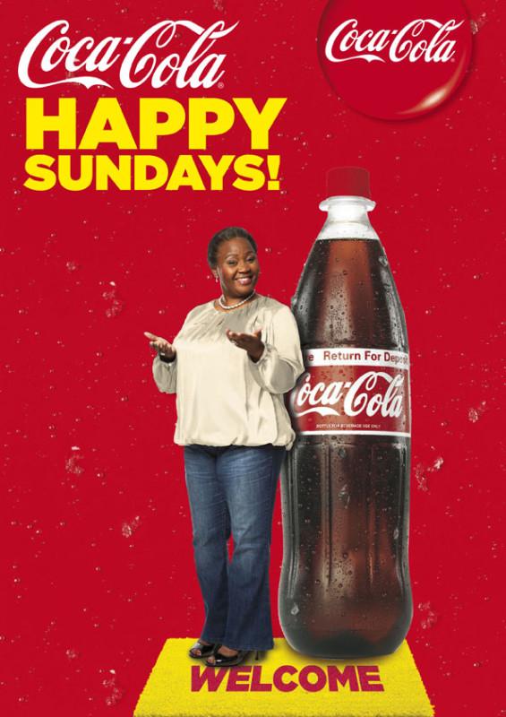 Coca-Cola Happy Sundays