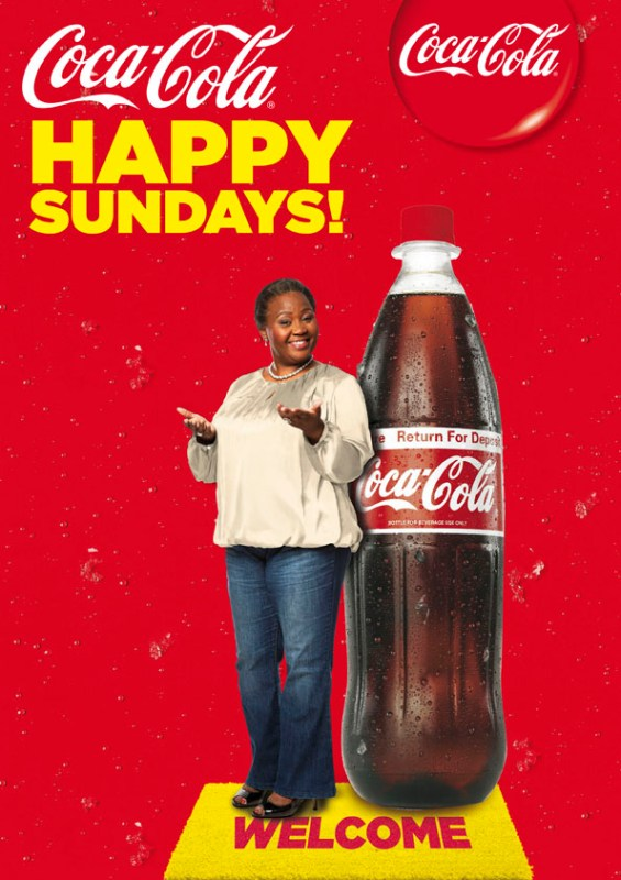 Coca-Cola Happy Sundays