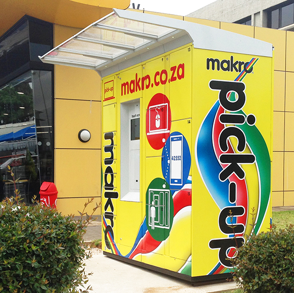 Makro Pick-up locker