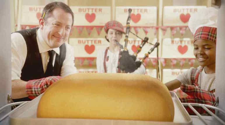 Bakers ad, directed by Sunu