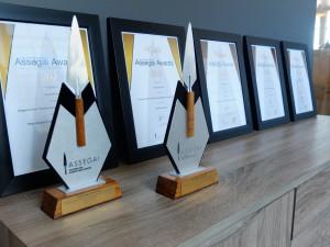 iKineo's 2015 Assegai Awards