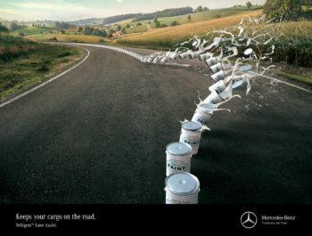 Mercedes Benz Trucks_Disaster Averted_Paint 2