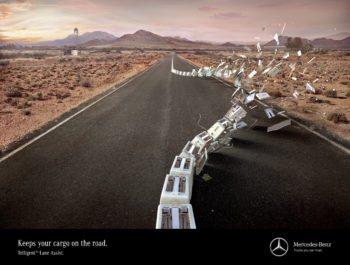 Mercedes Benz Trucks_Disaster Averted_Toasters