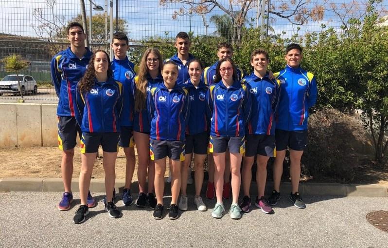 Campeonato Andalucía Absoluto 2019-1