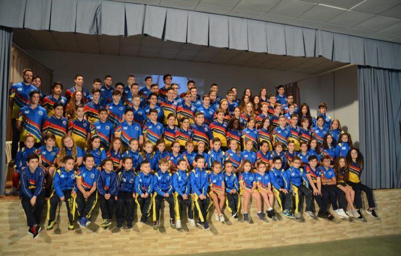 Presentación Temporada 2019-2020