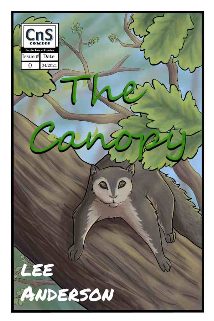The Canopy 0 Issue Cover