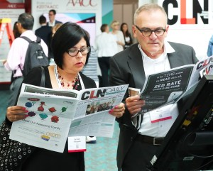 Attendees rely on show dailies for conference news and updates.