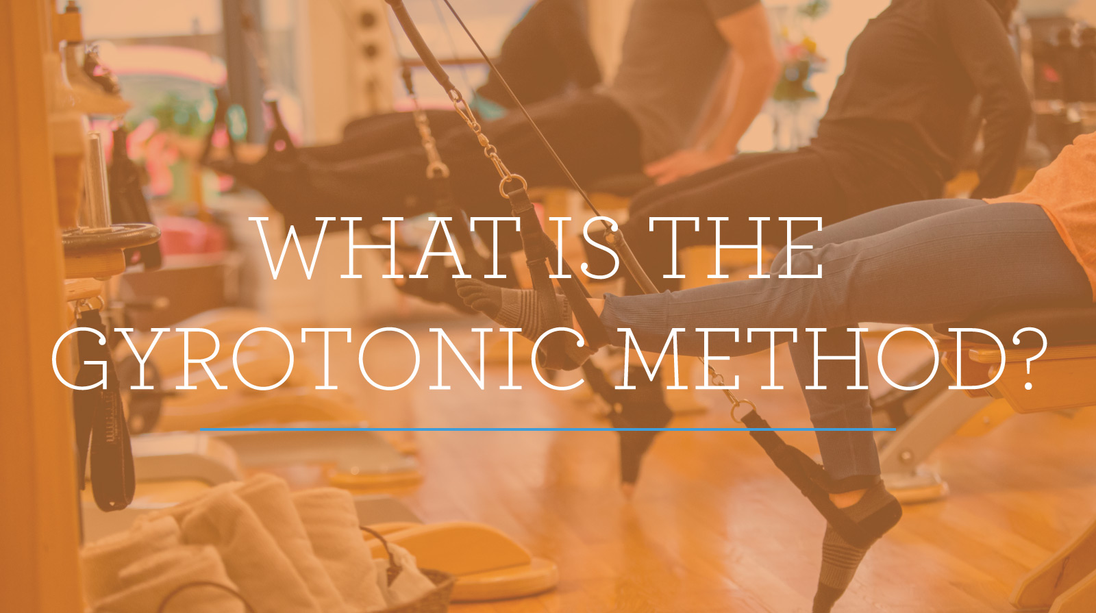 what is gyrotonic