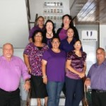 Civil servants go purple to raise cash for BBBS