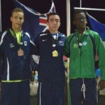Cayman swimmers collect 15 medals at CARIFTA