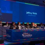 Webb unopposed in football presidency vote