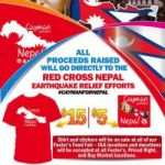 Foster's joins Nepal relief efforts