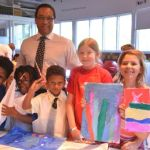 National Gallery to showcase young artists