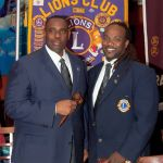 Lions Club roars ahead with new board